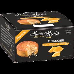 Financier aux zestes d'orange MARIE MORIN, 90g