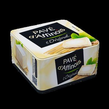 Pavé d'Affinois Fromage Au Lait Pasteurisé L'original Original Pave D'affinois, 20%mg,200g