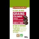 Ethiquable Café Grains Arabica Colombie Bio Ethiquable, 500g