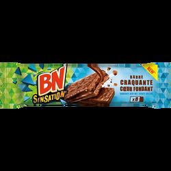 BN choco crok coeur fondant, 197g