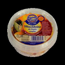 Macédoine de fruits confits SAINTE LUCIE, 150g