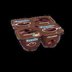 DANETTE au chocolat, 4x125g