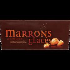 Marrons glacés en morceaux U, paquet de 250g
