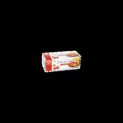 Cake aux fruits aux cerises de provence FORCHY PATISSIER,  275g