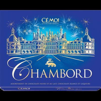 Chocolat Chambord CEMOI, boîte de 445g