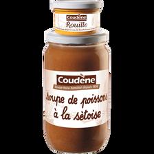 Coudène Soupe De Poisson À La Sétoise + Rouille , 870g