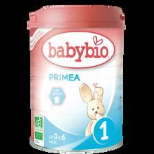 Primea 1 BABYBIO, dès 6 mois, 900g