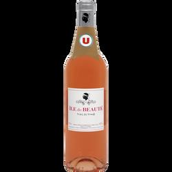 Vin rosé IGP Ile de Beaute U, 75cl