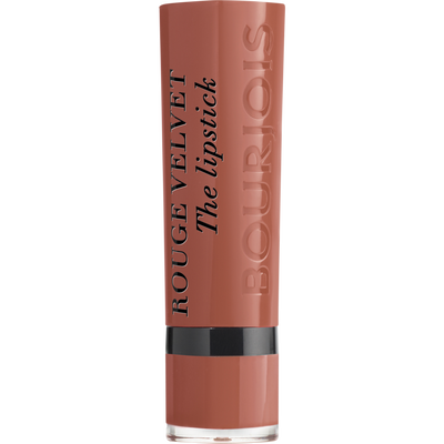 Rouge à lèvres rouge velvet the lipstick 016 caramelody BOURJOIS, 2,4g