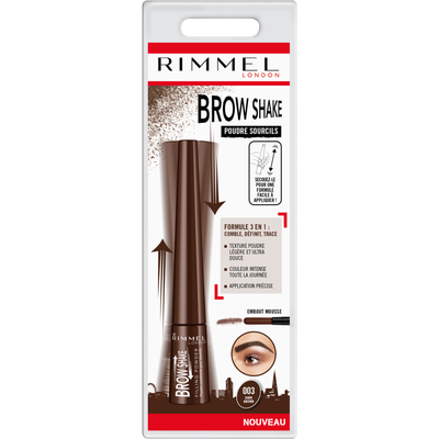 Mascara sourcil poudre brow this way 003 RIMMEL, blister