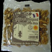 Cerneaux de noix du Périgord, AOP, sachet 100g