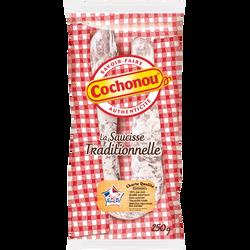 Saucisse sèche courbe COCHONOU, 250g