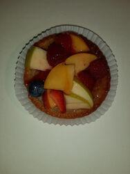 TARTELETTE FRUITS FRAIS X 2