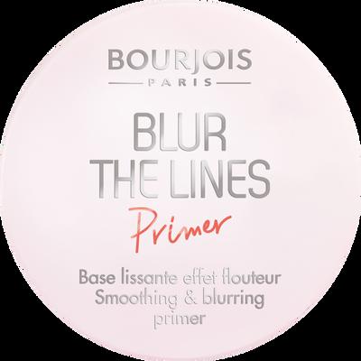 Base blur the lines primer BOURJOIS nu, 7ml