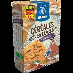 Céréales et saveurs Orientale, BLOCH, 350g