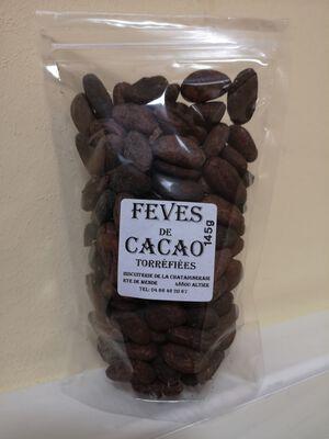 FEVES DE CACAO CRU 145G