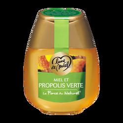 Miel crémeux à la propolis LUNE DE MIEL, 250g