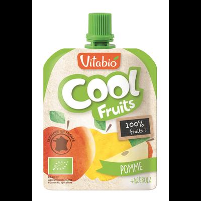 Cool Fruits Pomme VITABIO, 90g