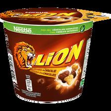 Céréales LION, paquet de 45g