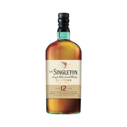 Scotch whisky single malt THE SINGLETON, 12 ans d'âge,40°, 70cl