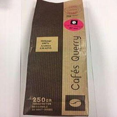 Mélange 100% Arabixa grain 250 gr