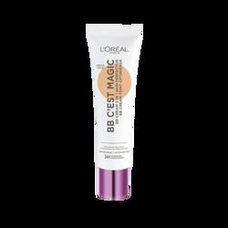 L'Oréal Paris - BB C'est Magic, BB Crème 5 en 1 Perfecteur de teint universel 30ml, 04 Médium, NU