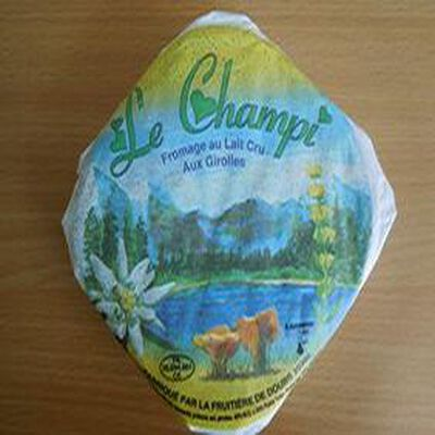 LE CHAMPI AUX GIROLLES 24%MG