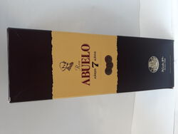 ABUELO 7 ANS 70CL 40°