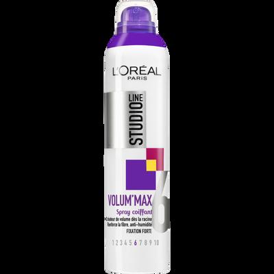 Spray coiffant Volum'Max STUDIO LINE, 300ml