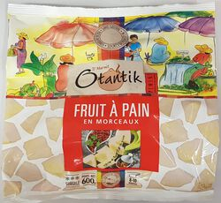 Fruit à pain surgelé OTANTIK, sachet de 600GR