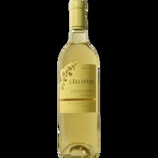 Vin blanc moelleux AOP Languedoc l'Eglantier, 75cl