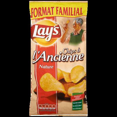 Chips à l'ancienne LAY'S, sachet de 300g