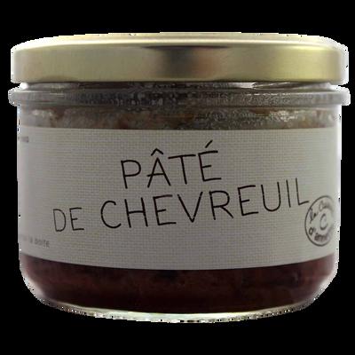 Pâté de chevreuil LA CUISINE D'ANNETTE, 200g