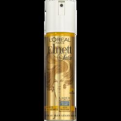 Laque fixation forte pour cheveux secs ELNETT, 150ml