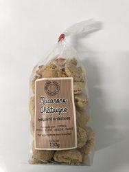 Macarons ardéchois à la farine de chataigne, Sopreg 130g