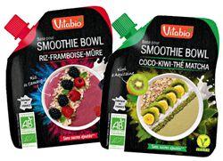 Base pour smoothie Coco-Kiwi-Thé matcha Bio Vitabio 350g