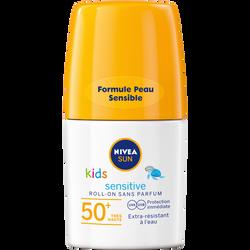 Roll-on enfants protect and sensitive spf50+ NIVEA sun 50ml