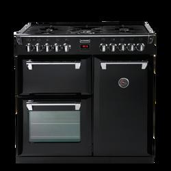 Piano de cuisson Richmond 900 DFT-EU Noir