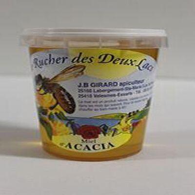 Miel d'acacia pot de 500g