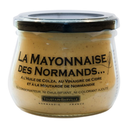 Mayonnaise des normands Toustain-barville 250g