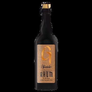 La Goudale Bière Grand Cru Rhum Finish La Goudale, 7,9°, 75cl