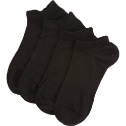 MI-CHAUSSETTES FANTAISIES GROSSES RAYURES HOMME U COLLECTION   X3
