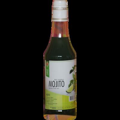 Sirop mojito CREOLE FACILE, bouteille de 50cl