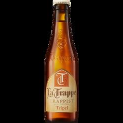 Bière bavaria Triple LA TRAPPE, 8°, 33cl