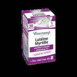 Lutéine Myrtille Vitamine A