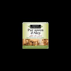 Savon d'Alep aux huiles d'olive et de baies de laurier SOINS ORIENT, 100g
