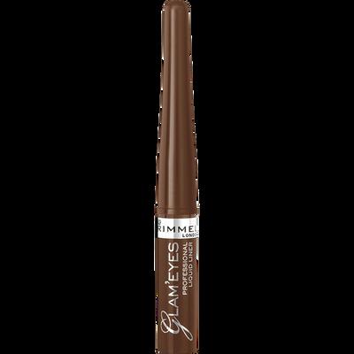Eyeliner glam brown RIMMEL, 4ml