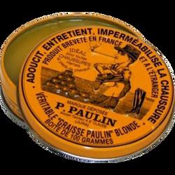 Graisse d'entretien pour cuirs PAULIN CHASSERAND, 100g