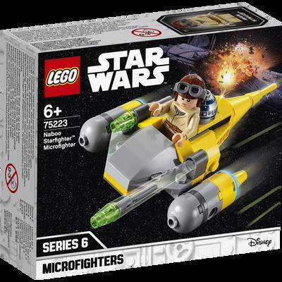 Microvaisseau naboo starfighter LEGO Star wars
