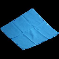 Chiffon anti-buée, CARLINEA, bleu, imprégné anti-buée